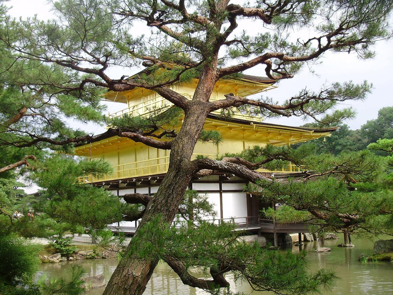 Leuke steden: Kyoto